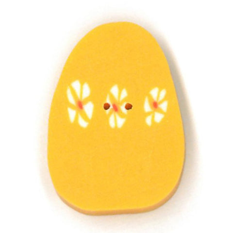Just Another Button Company, yellow easter egg, Needles and Things