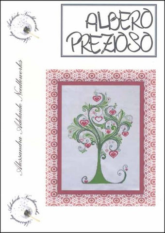 Alessandra Patterns, Albero Prezioso, Needles and Things