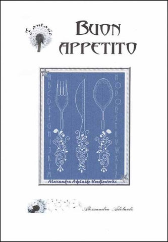 Alessandra Patterns, Buon Appetito, Needles and Things