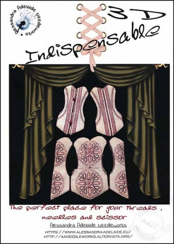 Alessandra Patterns, 3D Indispensable, Needles and Things