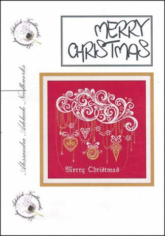 Alessandra Patterns, Merry Christmas, Needles and Things