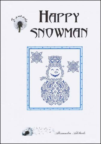 Alessandra Patterns, Happy Snowman, Needles and Things