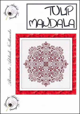 Alessandra Patterns, Tulip Mandala, Needles and Things