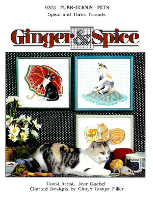 Ginger & Spice, Purr-ecious Pets, Needles and Things