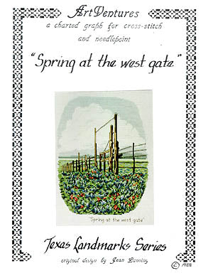 ArtVentures, Spring At The West Gate, Needles and Things