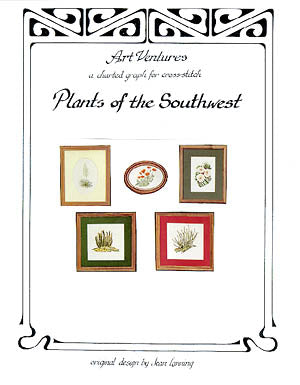 ArtVentures, Plants Of The Southwest, Needles and Things