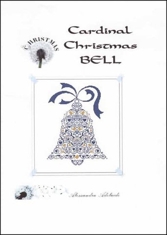 Alessandra Patterns, Cardinal Christmas Bell, Needles and Things