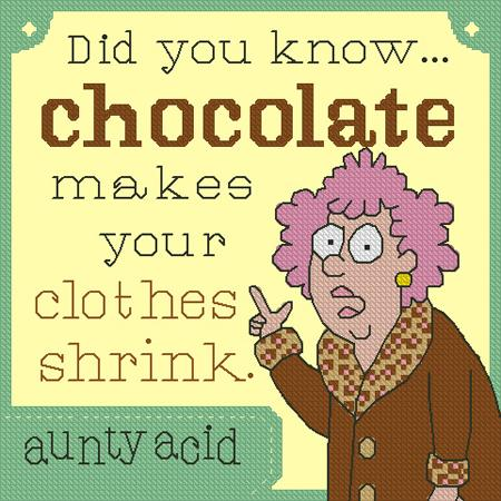 Aunty Acid - Chocolate DJ's Dreams