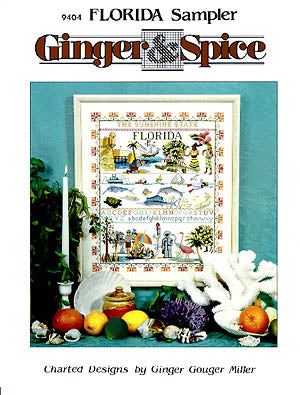 Ginger & Spice, Florida Sampler, Needles and Things