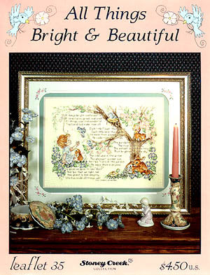 Stoney Creek Collection, All Things Bright And Beautiful, Needles and Things