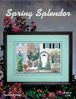Graphs By Barbara & Cheryl, Spring Splendor, Needles and Things