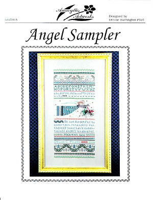 Amaryllis Artworks, Angel Sampler, Needles and Things
