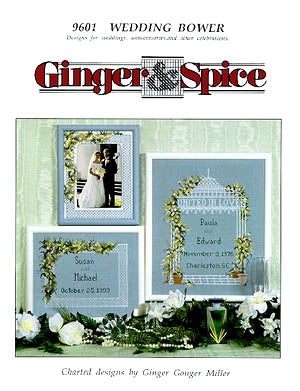 Ginger & Spice, Wedding Bower, Needles and Things