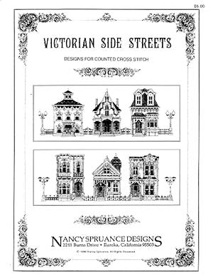 Nancy Spruance Designs, Victorian Side Streets, Needles and Things