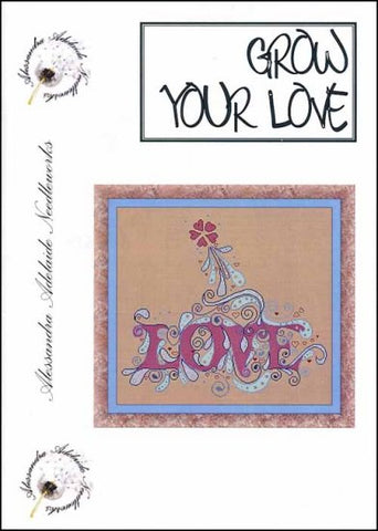 Alessandra Patterns, Grow Your Love, Needles and Things