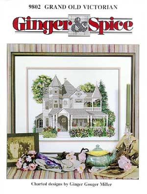 Ginger & Spice, Grand Old Victorian, Needles and Things