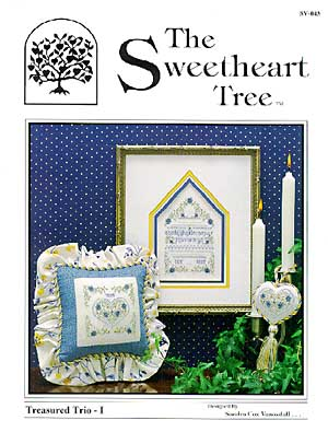 Sweetheart Tree The, Treasured Trio I, Needles and Things