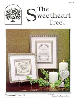 Sweetheart Tree The, Treasured Trio III, Needles and Things