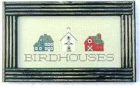 Cedar Hill Designs, Birdhouses, Needles and Things