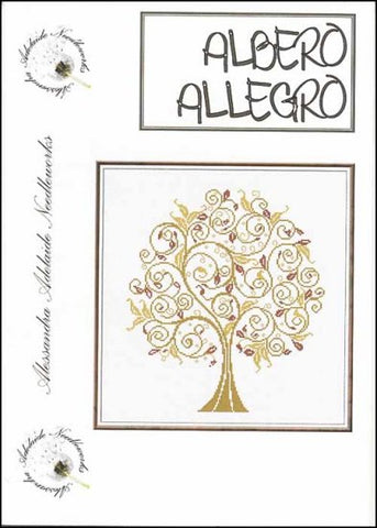 Alessandra Patterns, Albero Allegro, Needles and Things