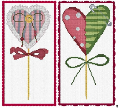 Love Bookmarks (2 designs)