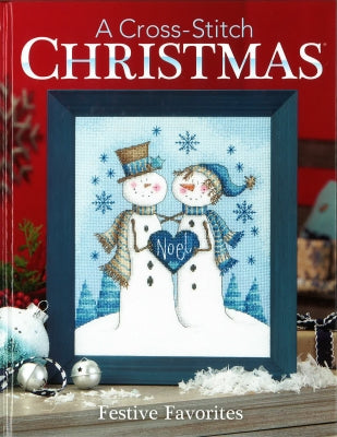 Cross Stitch & Needlework, Cross Stitch Christmas - Festive Favorites, Needles and Things