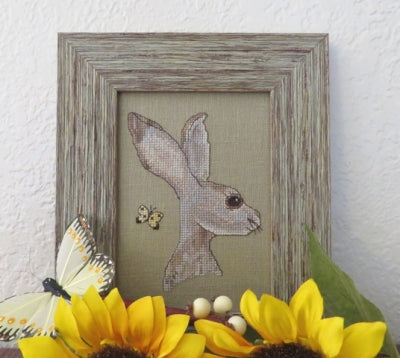 Designs By Lisa, The Hare and the Butterfly, Needles and Things
