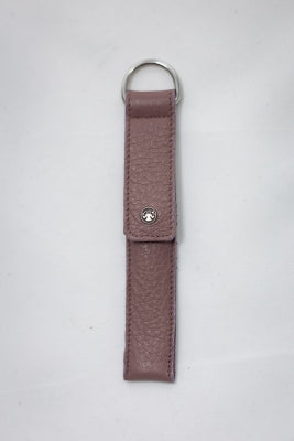 Scissors Sheath, Scissors Sheath - Lavender Rose Leather, Needles and Things