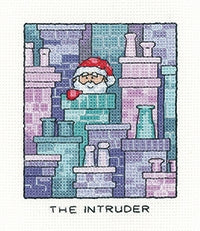 Heritage Crafts, The Intruder - Simply Heritage, Needles and Things