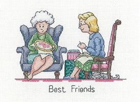 Best Friends - Golden Years by Peter Underhill