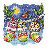 A Christmas Hoot - Birds of A Feather - The Karen Carter Collection
