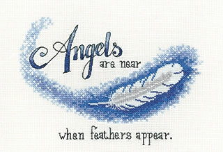 Angels Are Near - Peter Underhill Collection