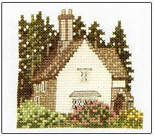 Heritage Crafts, British Cottages by Susan ..., Needles and Things
