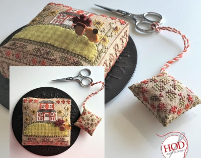 Hands on Design, A Harmony in Autumn (2 designs) - House on a Hill Series, Needles and Things