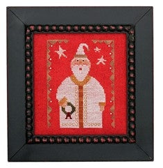 Heart In Hand Needleart, Wee One: Santa 2017, Needles and Things