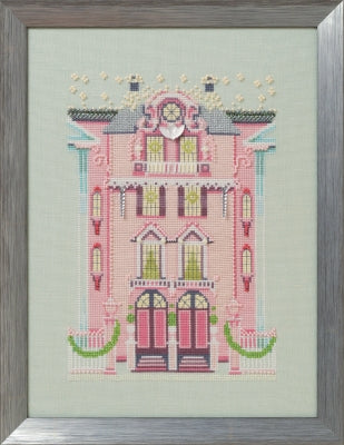 The Pink Edwardian House
