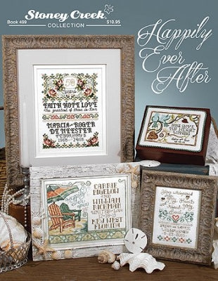 Stoney Creek Collection, Happily Ever After, Needles and Things