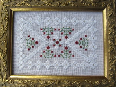 Terri Bay Needlework Designs, Christmas Garden - Garden Series 2/3, Needles and Things