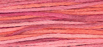 Weeks Dye Works, Berry Splash, Needles and Things