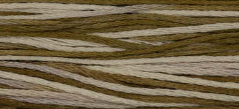 Weeks Dye Works, White Walnut, Needles and Things