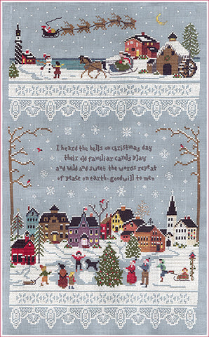Christmas Village Leaflet