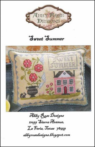 Abby Rose Designs, Sweet Summer, Needles and Things