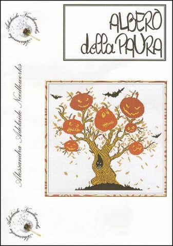 Alessandra Patterns, Albero Della Paura, Needles and Things