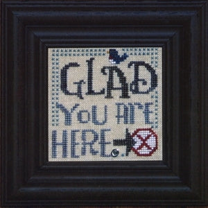 Glad You Are Here - Snapper, Quaker Ghost, Needles and Things
