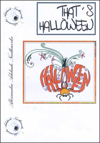 Alessandra Patterns, That's Halloween, Needles and Things