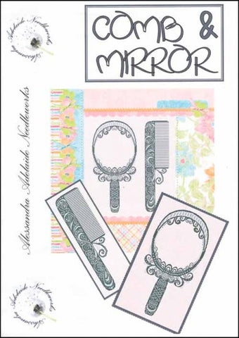 Alessandra Patterns, Comb & Mirror, Needles and Things