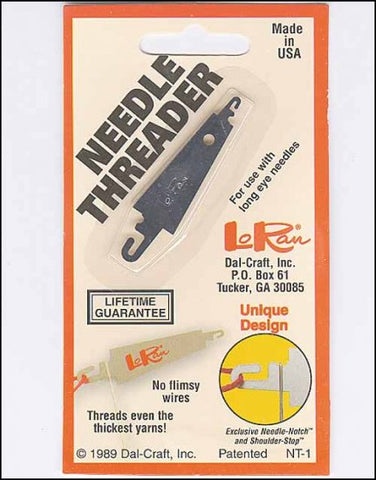 Needles and Things, LoRan Needle Threader, Needles and Things