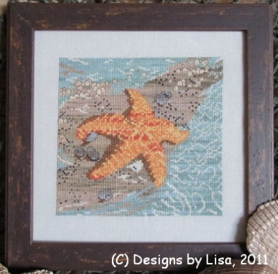 Designs By Lisa, Wish Upon a Starfish, Needles and Things
