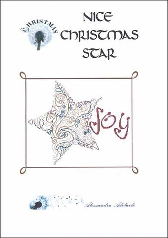 Alessandra Patterns, Nice Christmas Star (Joy), Needles and Things