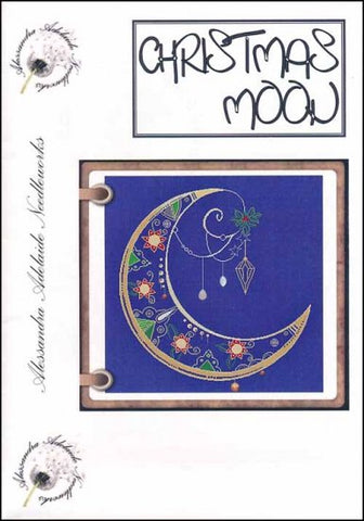 Alessandra Patterns, Christmas Moon, Needles and Things